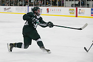 -sThe Michigan State Spartans travel to Western Michigan and Lawson Ice Arena in Kalamazoo for the second night of a home-and-home weekend series on Saturday October 21, 2017. Andrew Knapik/MiHockeyNow