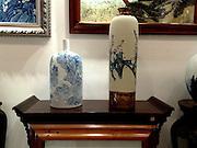 precious porcelain vase
