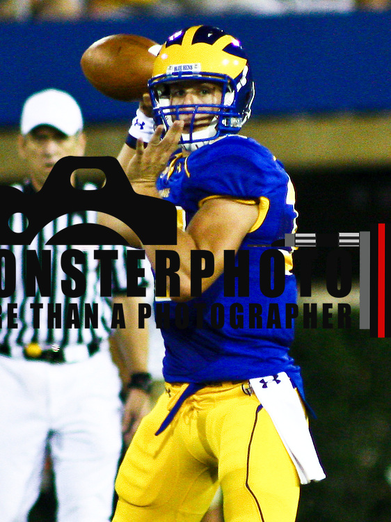 Newark, DE, 9/4/2009 -- The Blue Hens, who posted their first shutout since a 42-0 win over Northeastern back on Sept. 30, 2000, allowed just 10 first downs total for the game and held the Rams to just 92 yards on the ground and 84 yards through the air.