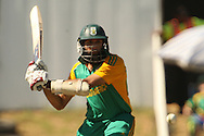 Hashim Amla during the first Sunfoil ODI between the Proteas and Sri Lanka played at Boland Stadium in Paarl, South Africa on 11 January 2012. Photo by Jacques Rossouw/SPORTZPICS