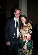 JONATHAN GREEN; ALISON GREEN, Almeida Theatre Gala, One Mayfair, 13a North Audley Street London 23 February 2012.