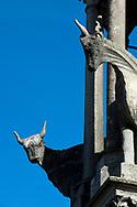 The 12th century Cathedral in Laon (Cathédrale Notre-Dame de Laon), Aisne, France © Rudolf Abraham