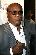 LA Reid at The Jermaine Dupri Birthday Celebrration held at Tenjune in New York City on September 23, 2008
