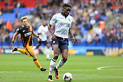 Bolton Wanderers Sammy Ameobi (22) during the EFL Sky Bet League 1 match between Bolton Wanderers and Bradford City at the Macron Stadium, Bolton, England on 24 September 2016. Photo by Simon Brady.