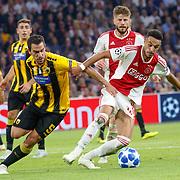 20180919 Ajax - AEK