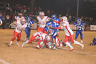 Water Valley vs. Winona in high school playoff action in Water Valley, Miss. on Friday, November 19, 2010. Winona won 10-7.