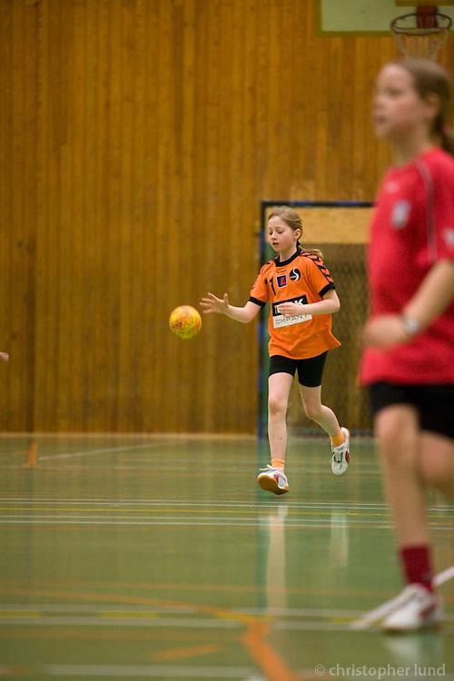 Frá Lýsismóti Gróttu sem haldið var helgina 5-6. maí 2007. Frá leik Fylkis og Aftureldingar.