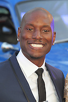 Tyrese Gibson, The Fast And The Furious 6 - World Film Premiere, Empire Cinema Leicester Square, London UK, 08 May 2013, (Photo by Richard Goldschmidt)