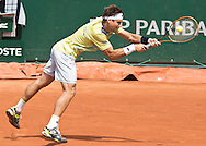 David Ferrer (ESP)<br /> <br /> Tennis - French Open 2015 - Grand Slam ITF / ATP / WTA -  Roland Garros - Paris -  - France  - 1 June 2015.