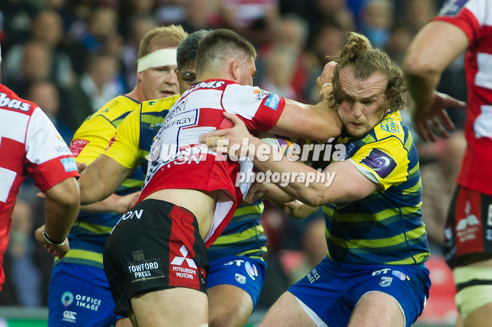 CARDIFF BLUES-GLOUCESTER RUGBY<br /> FINAL 2018 EUROPEAN RUGBY CHALLENGE CUP