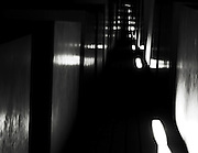 Berlin,  GERMANY. Memorial to the Murdered Jews of Europe, [Denkmal für die ermordeten Juden Europas], Holocaust Memorila [Holocaust-Mahnmal],  Architect, Peter EISENMAN Engineer,  Buru HAPPOLD, Location - located one block south of the Brandenburg Gate, in the Friedrichstadt neighborhood. Berlin, GERMANY.  Wednesday - 29/07/2009  [Mandatory Credit Peter Spurrier/ Intersport Images] Street Photos
