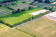 Nederland, Gelderland, Bemmel, 26-06-2014; Landschapstriennale Lingezegen, lokatie<br />