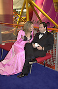 Rixa duchess of Oldenburg, Michel Soyer. Mr. and Mrs. Andy Wong Chinese Year of the Dragon. Millenium Dome. 29/1/2000.<br />