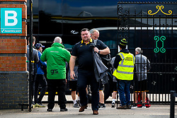 Wasps Director of Rugby Dai Young arrives at Northampton Saints - Mandatory by-line: Robbie Stephenson/JMP - 28/09/2019 - RUGBY - Franklin's Gardens - Northampton, England - Northampton Saints v Wasps - Premiership Rugby Cup