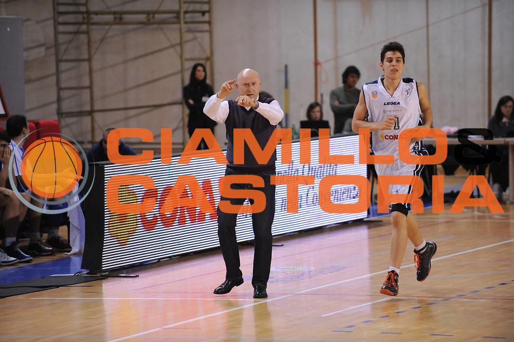 DESCRIZIONE : Bologna LNP Lega Nazionale Pallacanestro Serie B Dilettanti 2010-11 Conad Fortitudo Bologna Texa Roncade<br />GIOCATORE : Fabio Volpato<br />SQUADRA : Conad Fortitudo Bologna<br />EVENTO : Lega Nazionale Pallacanestro 2010-2011<br />GARA : Conad Fortitudo Bologna Texa Roncade<br />DATA : 21/11/2010<br />CATEGORIA : Delusione<br />SPORT : Pallacanestro <br />AUTORE : Agenzia Ciamillo-Castoria/M.Marchi<br />Galleria : Lega Basket A 2010-2011 <br />Fotonotizia : Bologna LNP Lega Nazionale Pallacanestro Serie B Dilettanti 2010-11 Conad Fortitudo Bologna Texa Roncade<br />Predefinita :