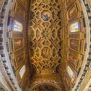 Basilica di Santa Maria in Trastevere Rome, Italy