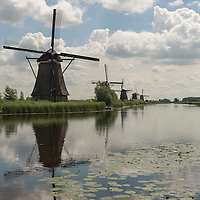 2016 - UNESCO World Heritage Kinderdijk