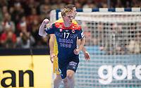 MEN'S EHF EURO 2020<br /> Norway - Bosnia and Herzegovina 10  jan 2020<br /> Trondheim Spektrum<br /> Trondheim, Norway<br /> <br /> Magnus Jøndal, Norge<br /> <br /> <br /> <br /> <br /> Foto : Arve Johnsen, Digitalsport