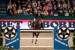 Kutscher Marco, GER, Charco<br /> Leipzig - Partner Pferd 2019<br /> © Hippo Foto - Stefan Lafrentz