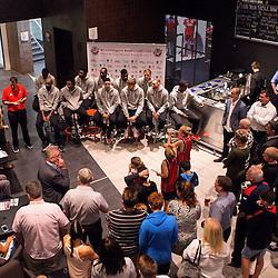 Bristol Flyers Sponsors Event