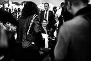 Giuseppe Conte durante la festa nazionale dal Partito politico Articolo 1. Roma 19 settembre 2018. Christian Mantuano / OneShot