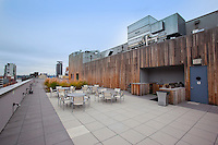 Roof Deck at 420 West 25th Street
