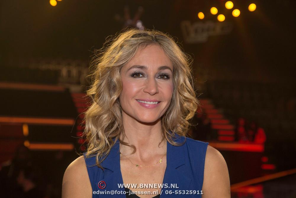 NLD/Hilversum/20140221 - Finale The Voice Kids 2014, Wendy van Dijk