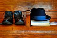 Meridian, Mississippi - Shoe Shiner Ernest Robinson