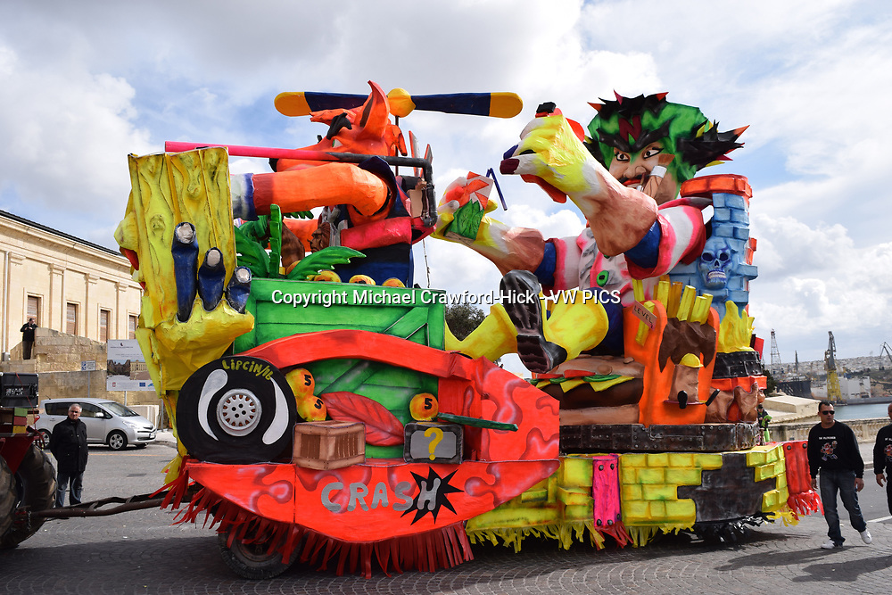 Gamer type person with fox on float