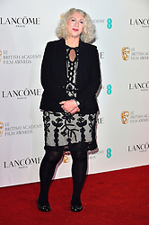 © Licensed to London News Pictures. 13/02/2016. BAFTA Chair ANNE MORRISON attends the BAFTA Lancôme Nominees' Party held at Kensington Palace. London, UK. Photo credit: Ray Tang/LNP