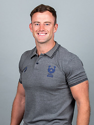 Sam Dodge - Mandatory by-line: Robbie Stephenson/JMP - 01/08/2019 - RUGBY - Clifton Rugby Club - Bristol, England - Bristol Bears Headshots 2019/20