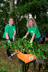 Pictured is Martha Kitchen, left, and Rachel Ashmore<br /> <br /> Lincolnshire Co-op colleagues and volunteers from the local community have been helping look after the Hartsholme area of Lincoln by taking part in the ongoing Big Co-op Clean.<br /> <br /> Picture: Chris Vaughan Photography for Lincolnshire Co-op<br /> Date: June 4, 2019