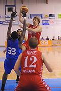 DESCRIZIONE : Borgosesia Torneo di Varallo Lega A 2011-12 EA7 Emporio Armani Milano Novipiu Casale Monferrato<br /> GIOCATORE : Nicolo Melli<br /> CATEGORIA : Tiro Penetrazione<br /> SQUADRA : EA7 Emporio Armani Milano<br /> EVENTO : Campionato Lega A 2011-2012<br /> GARA : EA7 Emporio Armani Milano Novipiu Casale Monferrato<br /> DATA : 10/09/2011<br /> SPORT : Pallacanestro<br /> AUTORE : Agenzia Ciamillo-Castoria/A.Dealberto<br /> Galleria : Lega Basket A 2011-2012<br /> Fotonotizia : Borgosesia Torneo di Varallo Lega A 2011-12 EA7 Emporio Armani Milano Novipiu Casale Monferrato<br /> Predefinita :