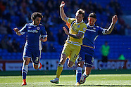 Cardiff City v Millwall 18/04/2015