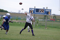 28 Aug 2004     Twin City Storm V Effingham Panthers, Semi-Pro football.  Interstate Center, Bloomington - Normal IL