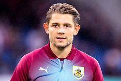 James Tarkowski of Burnley - Mandatory by-line: Robbie Stephenson/JMP - 30/08/2018 - FOOTBALL - Turf Moor - Burnley, England - Burnley v Olympiakos - UEFA Europa League Play-offs second leg