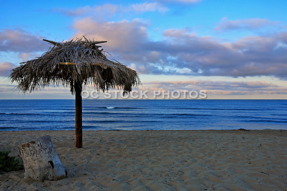 Scenic Stock Photo Of Old Man's Beach San Clemente