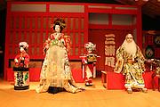 Mar 7, 2006; Tokyo, JPN; Sumidaku.Display inside the Edo Tokyo Museum...http://www.edo-tokyo-museum.or.jp/english/..Photo credit: Darrell Miho