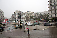 downtown Algiers