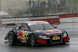 01.07..2011, Norisring, Nürnberg, GER, DTM 2011  5. Rennen, Freies Training im Bild: Mattias Ekström (SWE #08 Audi Sport Team Abt Sportsline).   // during the dtm race Nuernberg race 05, on 01/07/2011  EXPA Pictures © 2011, PhotoCredit: EXPA/ nph/   Theisen       ****** out of GER / CRO  / BEL ******