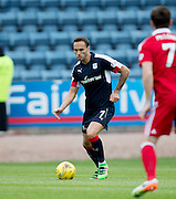 Dundee&rsquo;s Tom Hateley - Dundee v Aberdeen in the Ladbrokes Scottish Premiership at Dens Park, Dundee. Photo: David Young<br /> <br />  - &copy; David Young - www.davidyoungphoto.co.uk - email: davidyoungphoto@gmail.com
