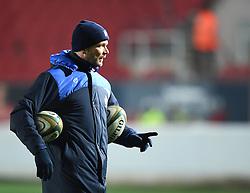Bristol Rugby's Coach Sean Holley - Mandatory by-line: Paul Knight/JMP - Mobile: 07966 386802 - 12/02/2016 -  RUGBY - Ashton Gate Stadium - Bristol, England -  Bristol Rugby v Ealing Trailfinders - Greene King IPA Championship