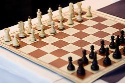 Chess. (Photo by Vid Ponikvar / Sportida)