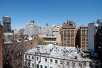 View from 45 West 10th Street