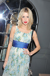 PEACHES GELDOF at the launch party for Barberella, 428 Fulham Road, London SW6 on 17th October 2012.