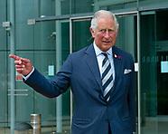 Prince Charles Visits GCHQ, Cheltenham