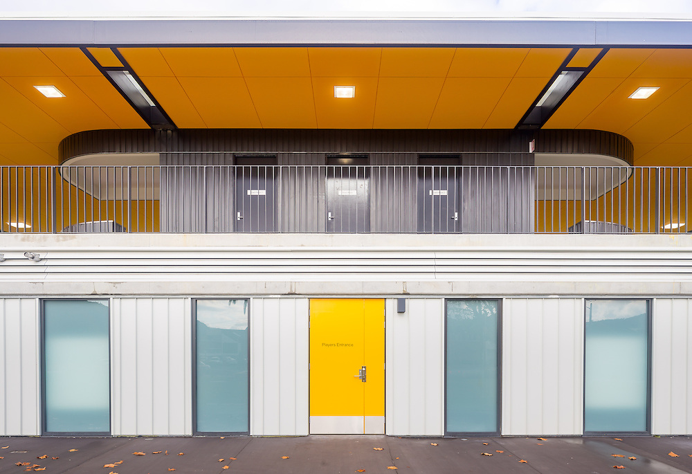 woy woy oval, woy woy, central coast, nsw, australia.  designed by conrad gargett architects