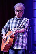 NASHVILLE, TENNESSEE - FEBRUARY 08: Louie Perez of Los Lobos performs at City Winery Nashville on February 08, 2020 in Nashville, Tennessee. (Photo by Mickey Bernal/Getty Images)