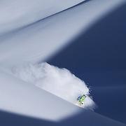 Freeride, Arlberg, Vorarlberg, Winter, Juan Bergada, Freeski, Zürs am Arlberg