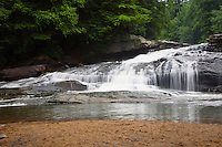 Swallow Falls, Swallow Falls State Park, Maryland, USA